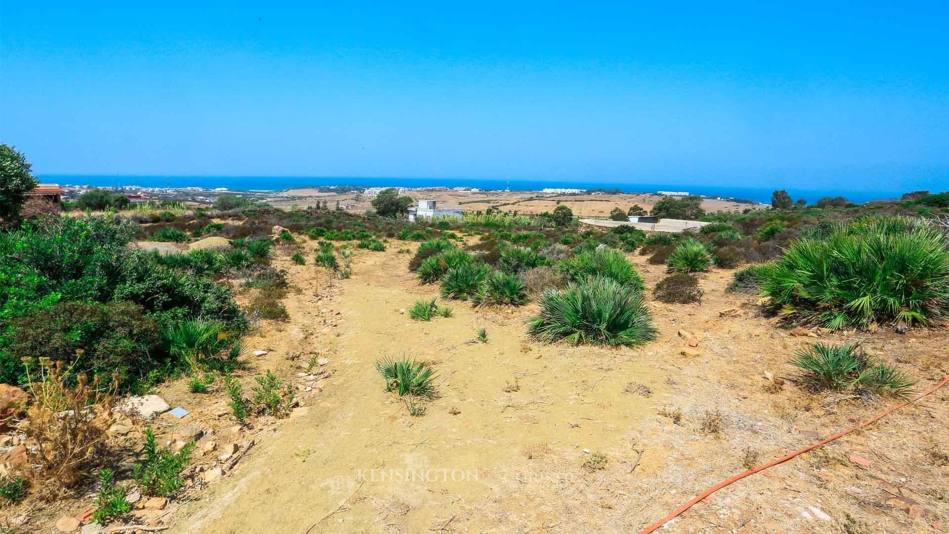 KPPM01273: Terrain constructible Tita Terrain constructible Tanger Maroc