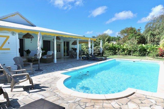 vente villa creole saint francois guadeloupe