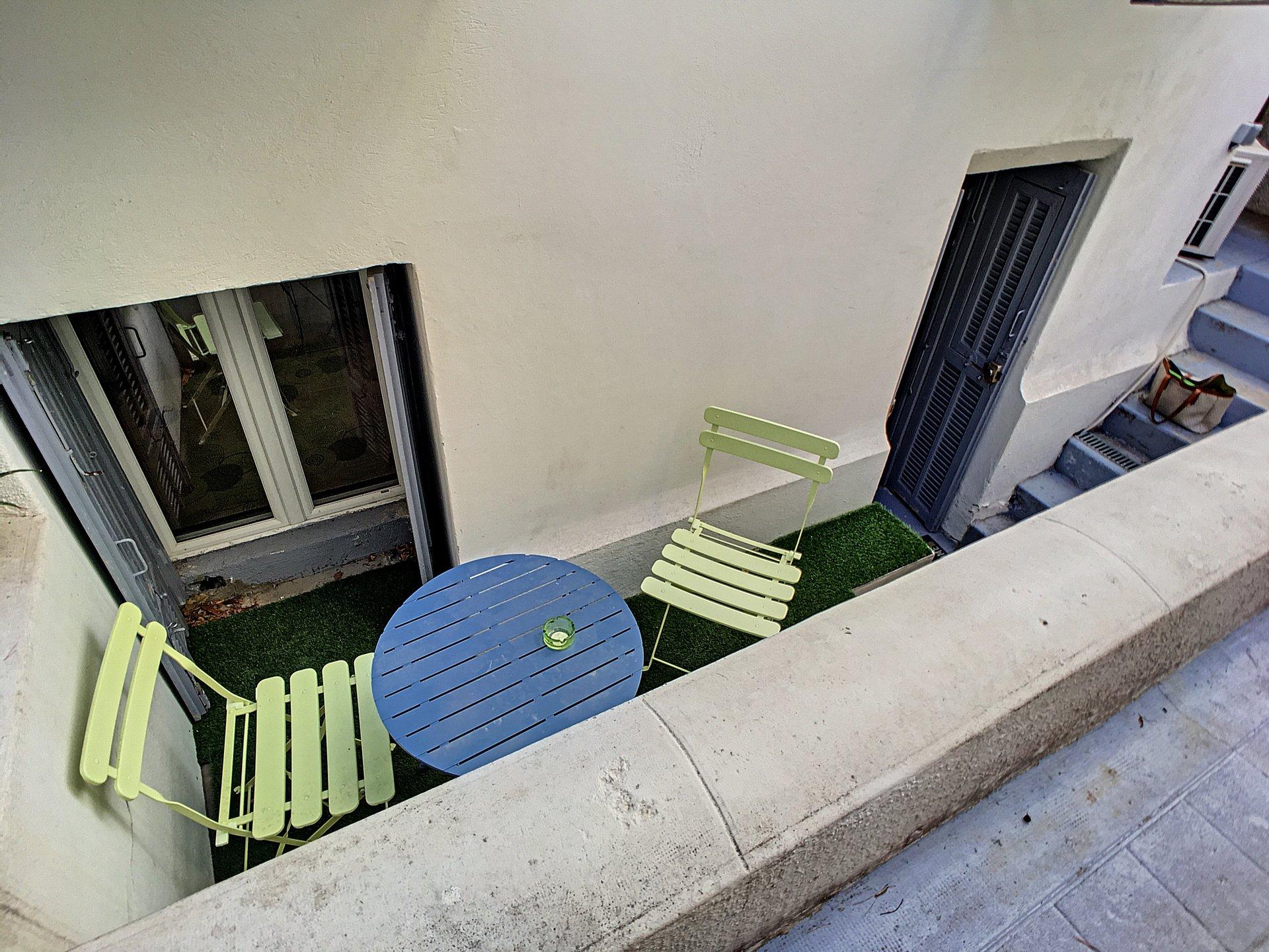 NICE (06000) - Appartement - 1 chambre - 2 pièces