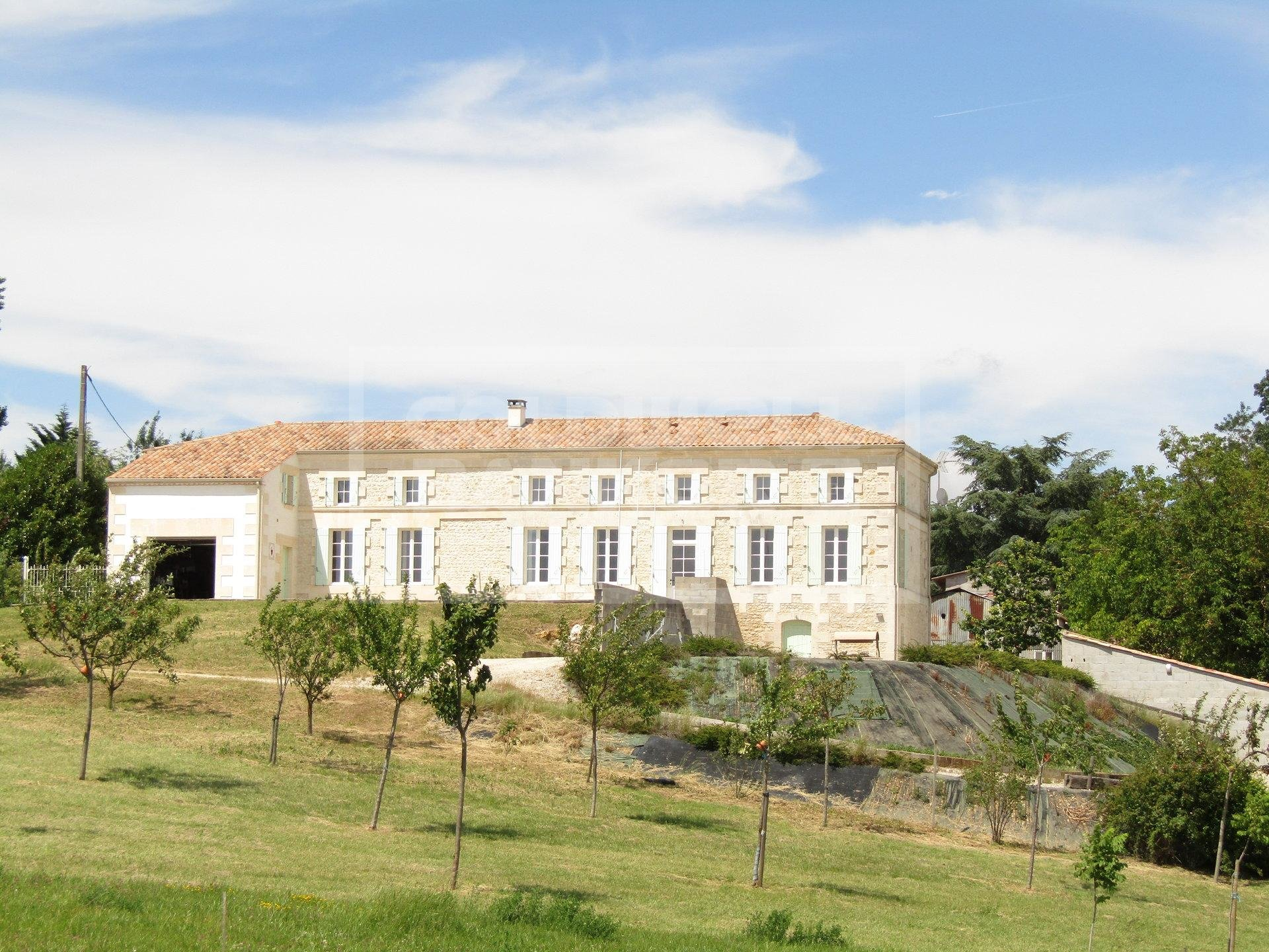 Grand Stone House Completely Renovated