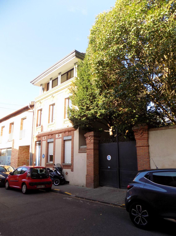 Maison de ville type Toulousaine - 31000 TOULOUSE