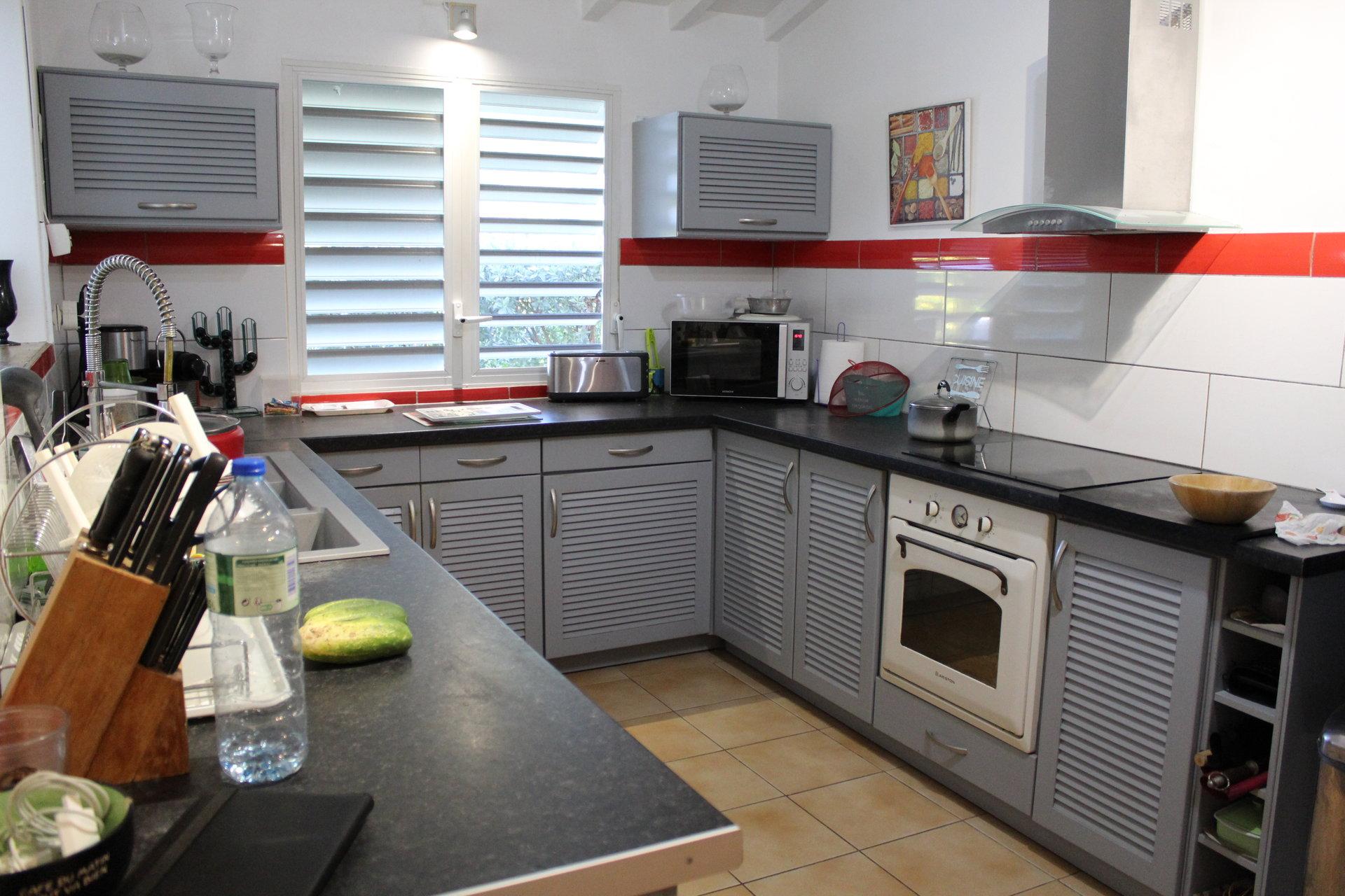 villa 96 m2 saint françois
