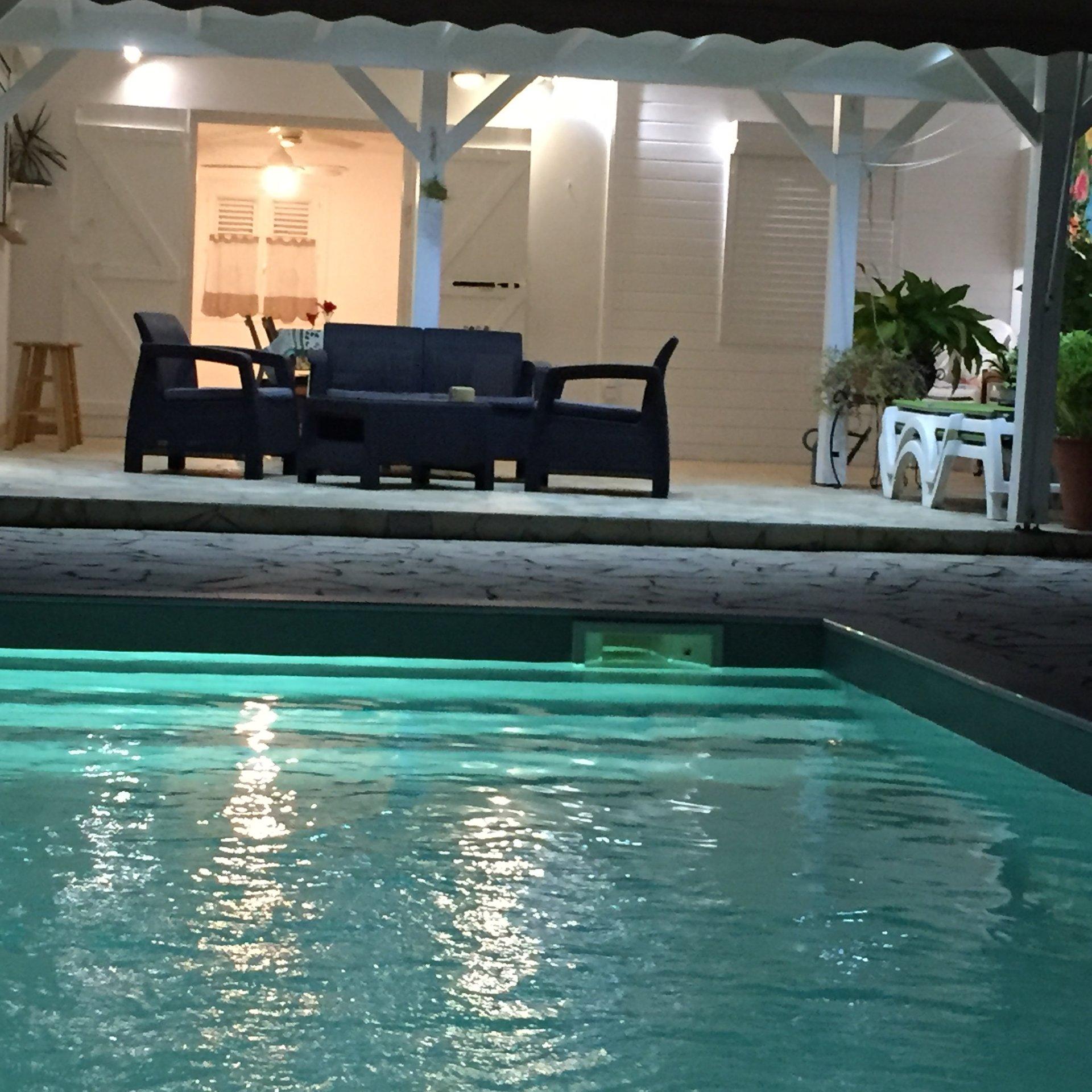 investir maison avec piscine guadeloupe