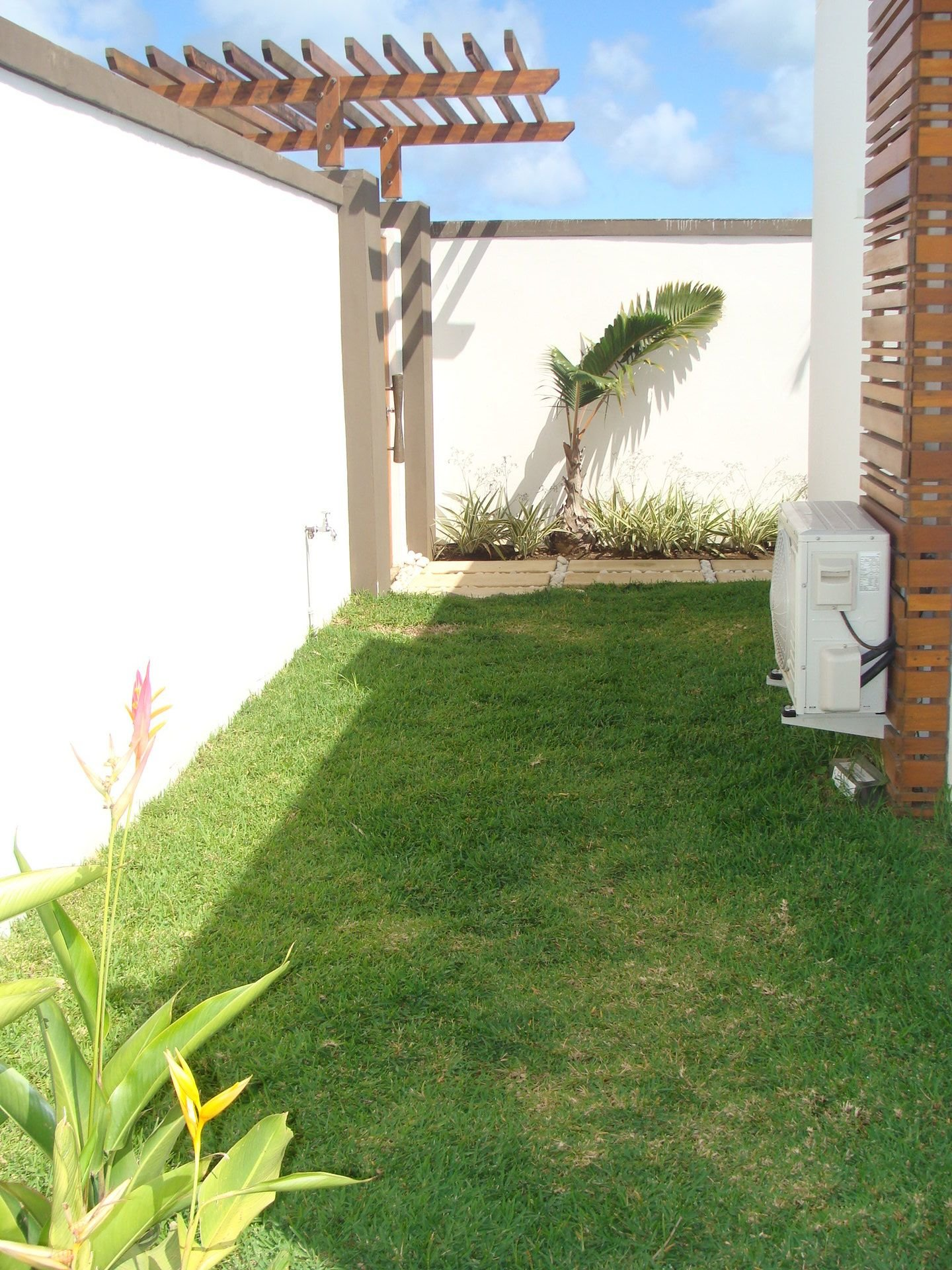 Beautiful ecological villa in the centre of Grand Baie