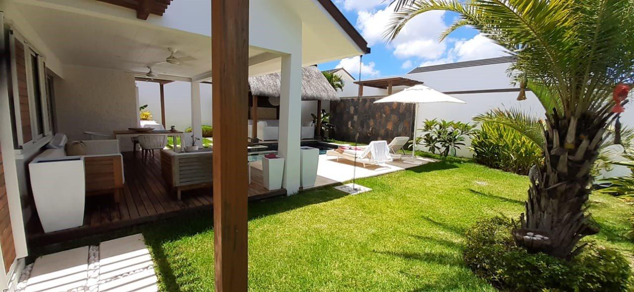 Belle villa écologique au coeur de Grand Baie