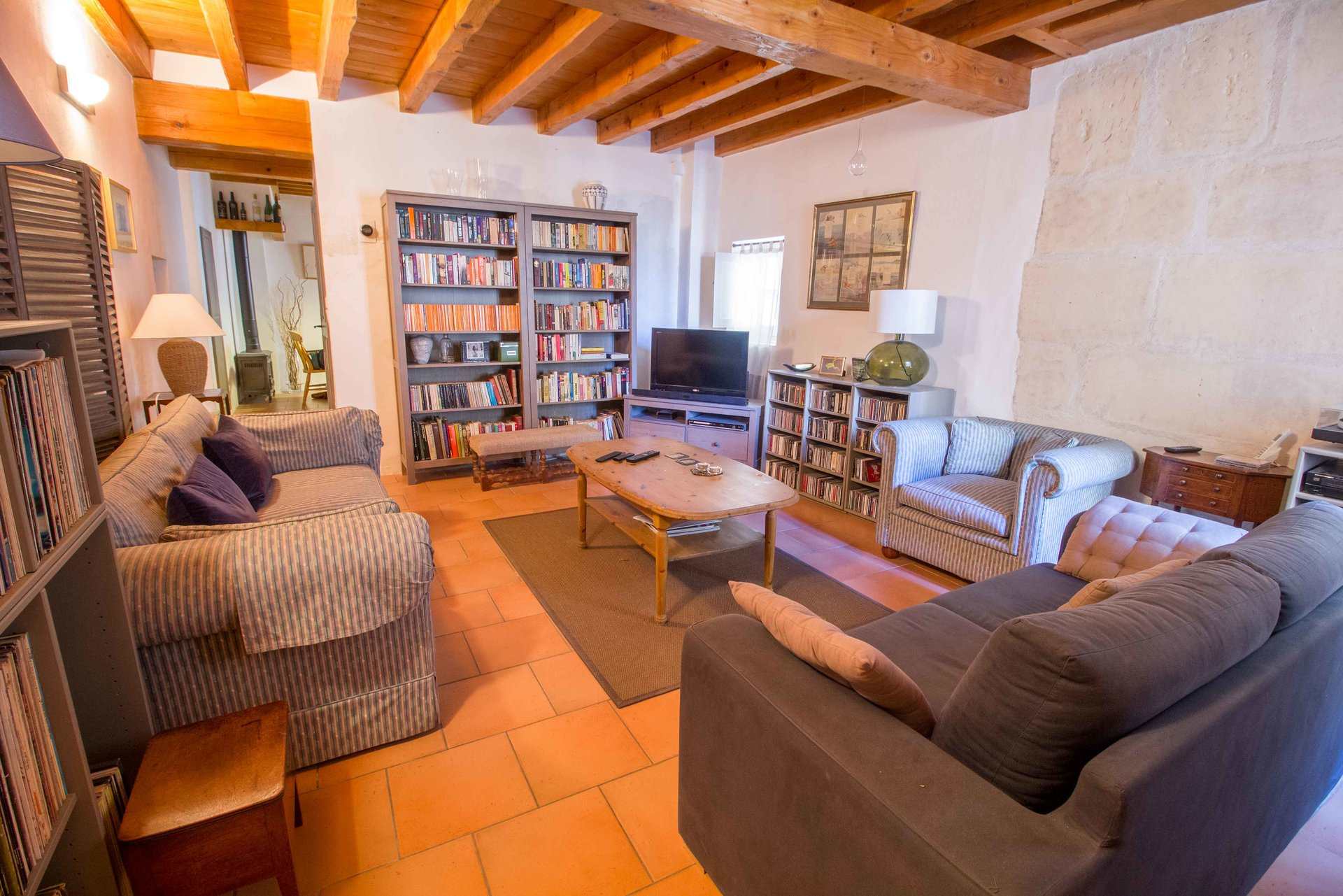 Tarascon-Town house with three bedrooms