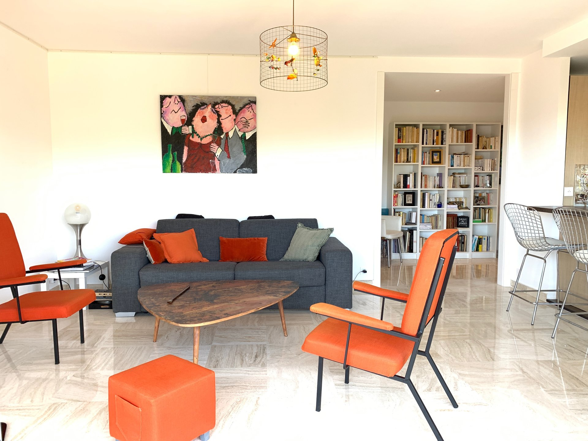 Apartment 4 people Cannes (Rear Martinez)