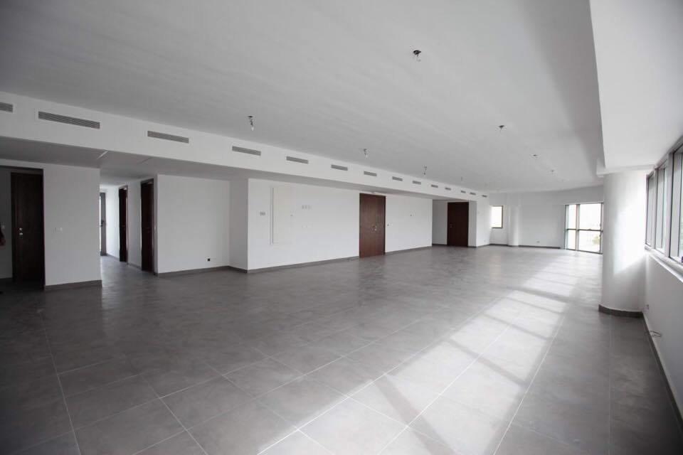 Location bureau de haut standing av. Mohamed 5