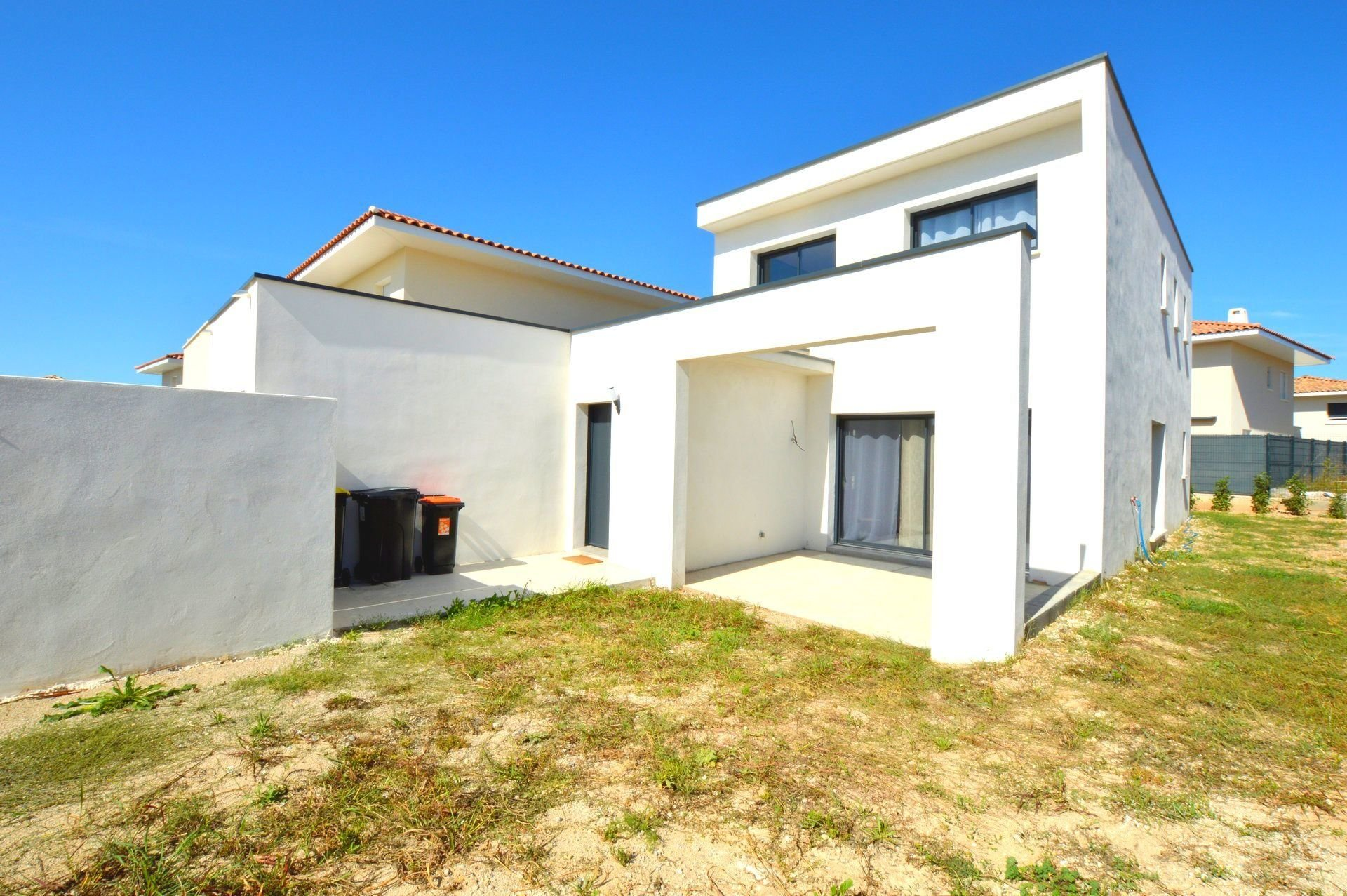 VILLA CONTEMPORAINE TYPE 5 JACOU