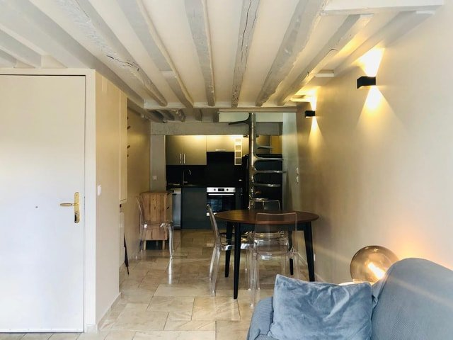 A LOUER appartement duplex 2 pièces