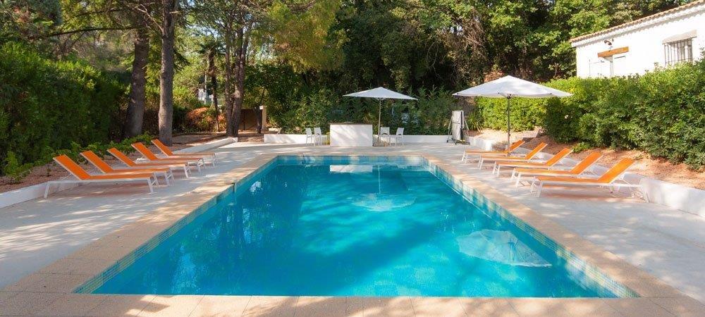 LORGUES jolie villa 4 chambres avec piscine