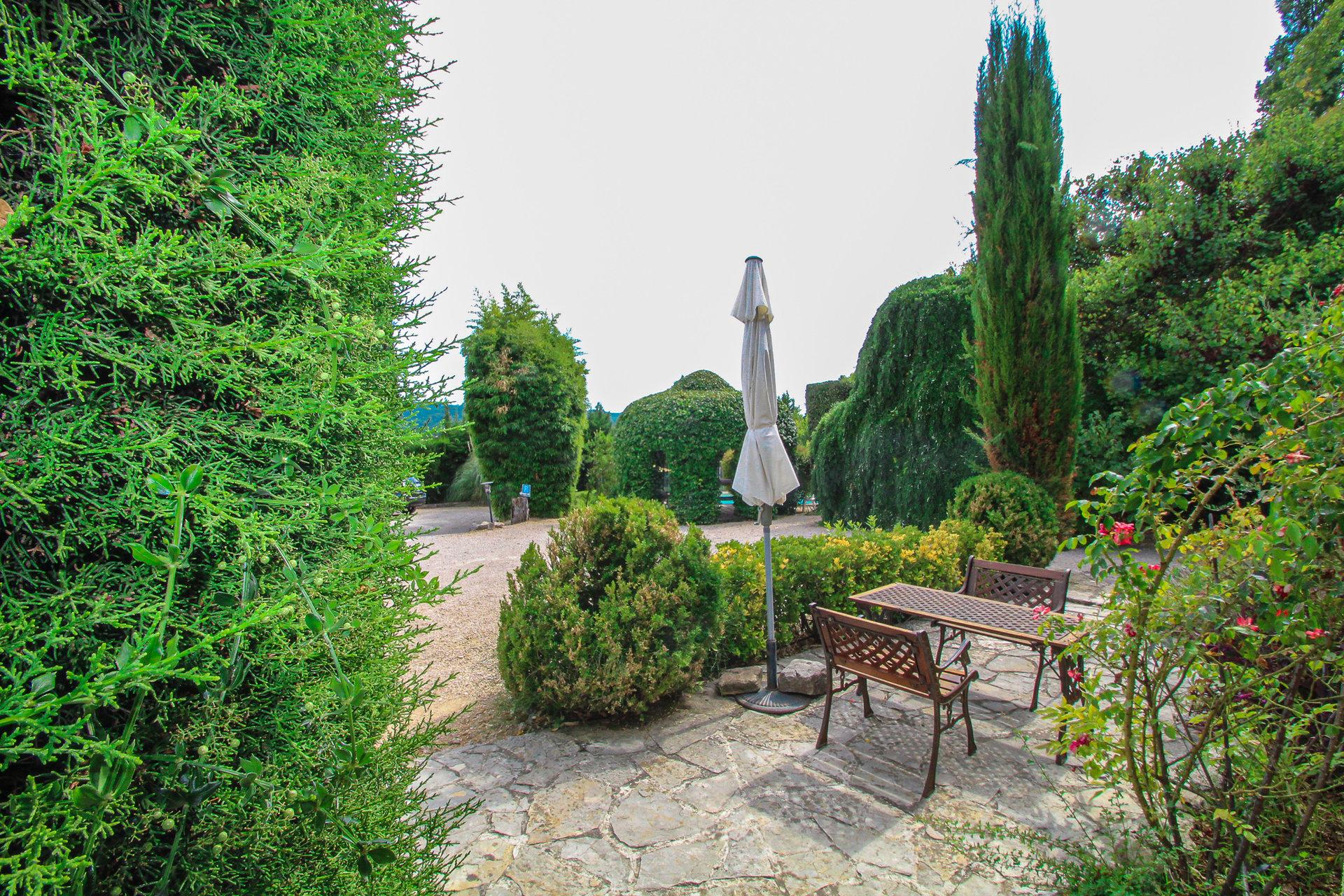 Fayence: Villa avec piscine et logements indépendants