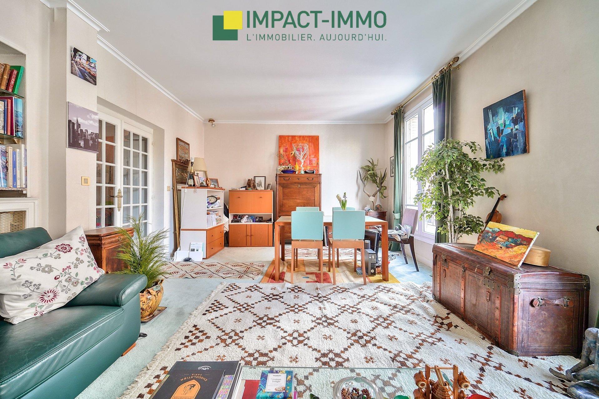 Vente Appartement - Clichy Centre ville-Gambetta