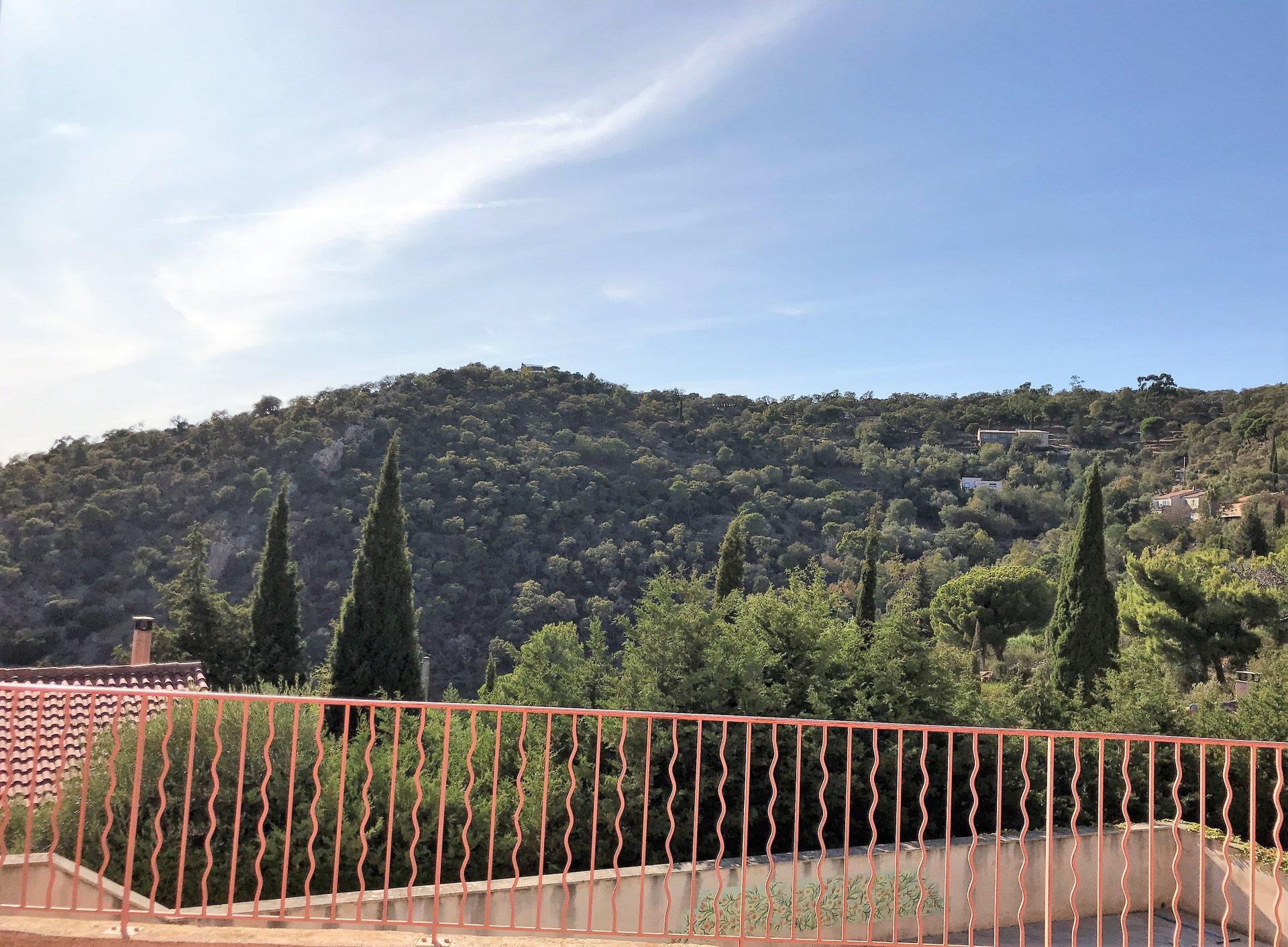 Hauteurs de Bormes - Villa avec piscine