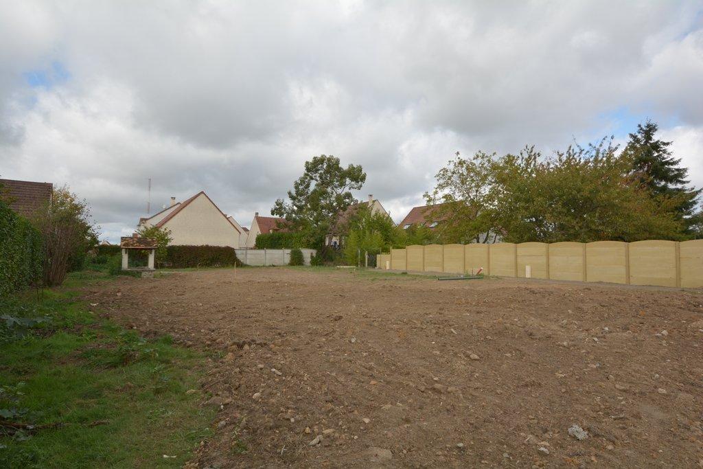 Sale Plot of land - Ollainville