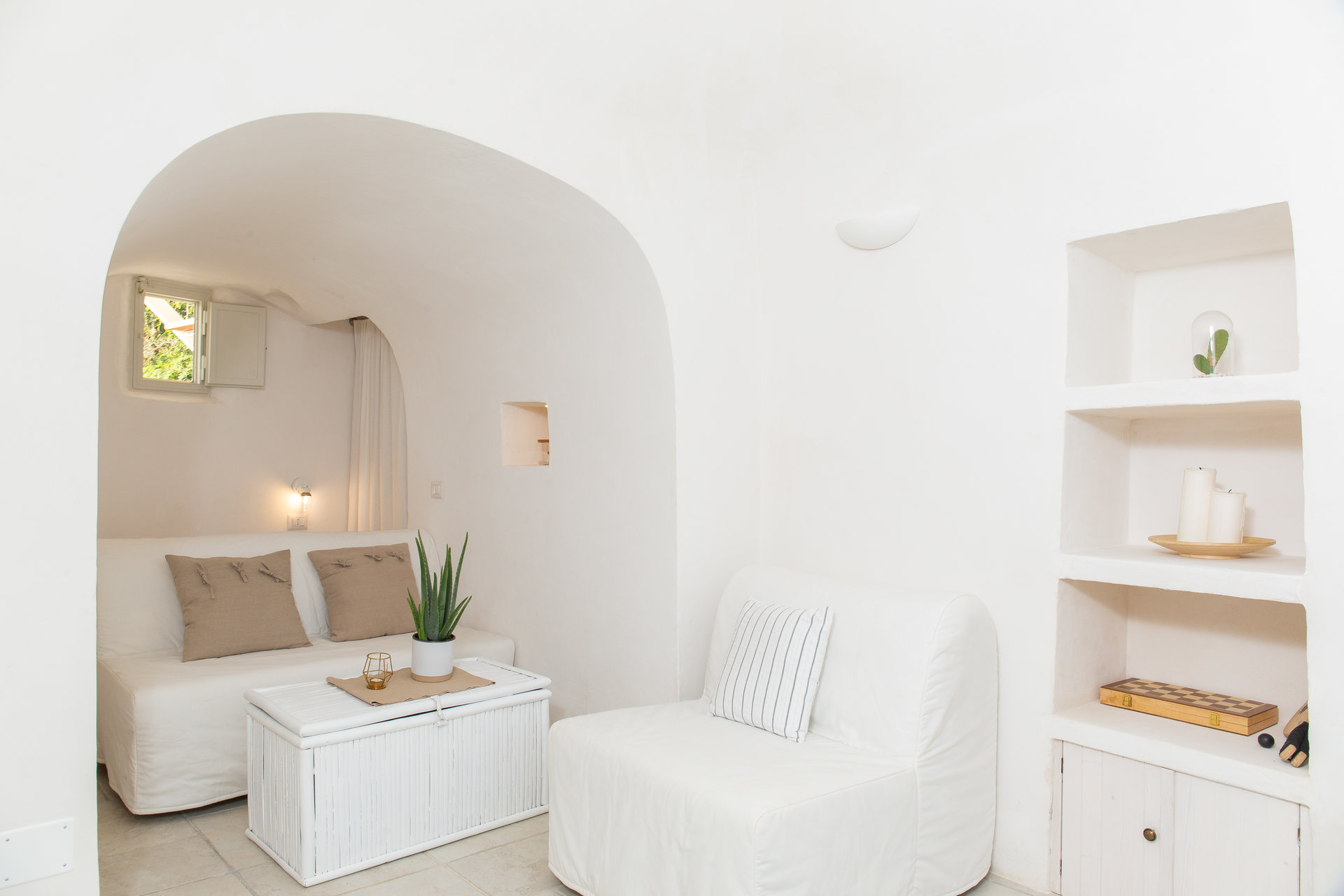 Stylish 4 bedrooms villa with pool in Ostuni