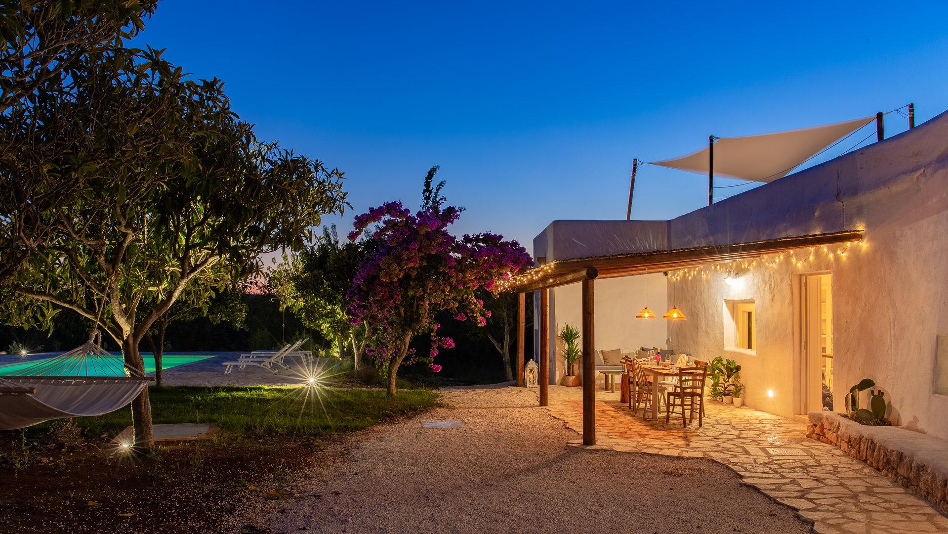 Villa a Ostuni, 4 camere, piscina e giardino