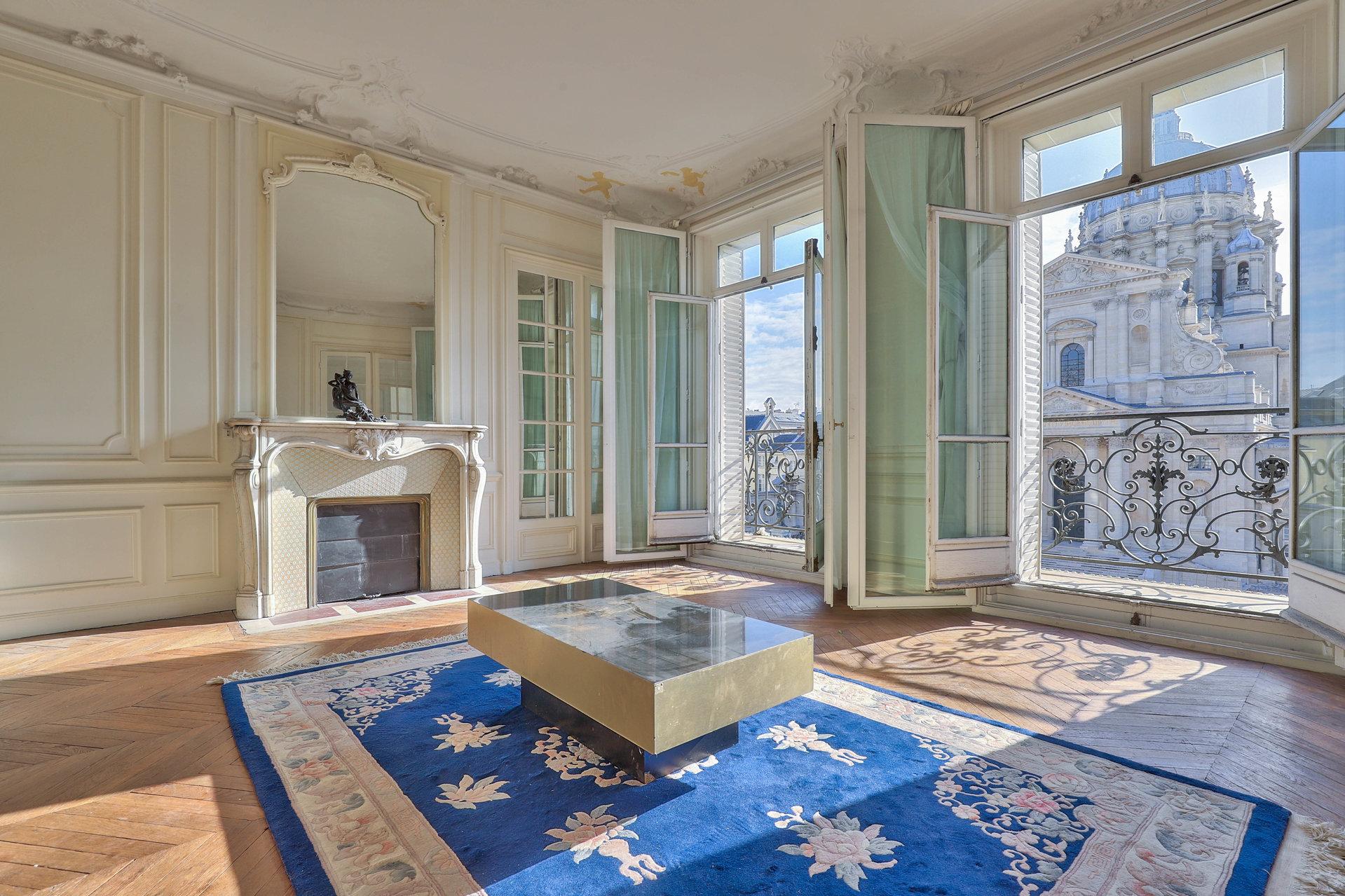 Appartement avec vue monument