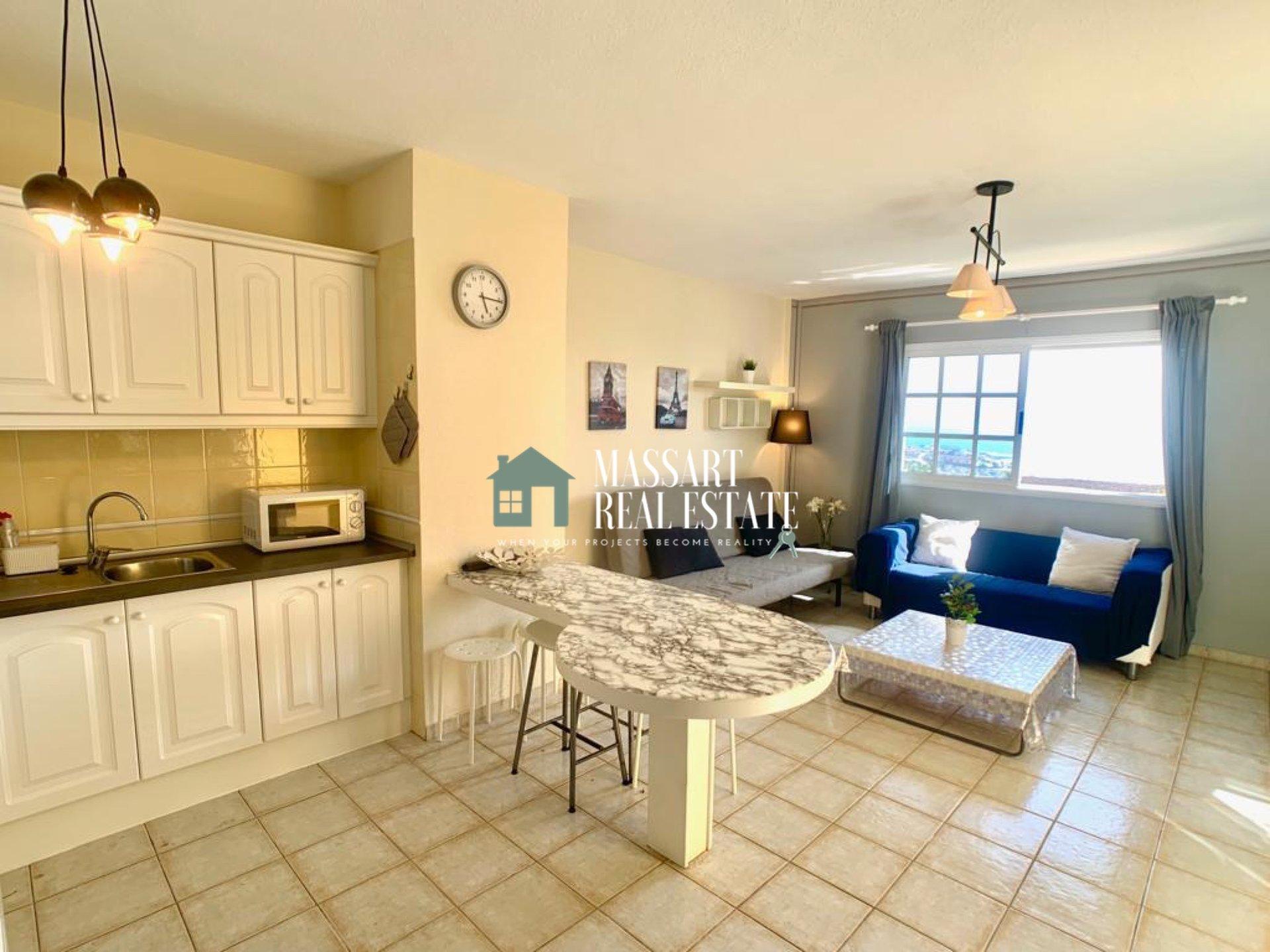 Zu verkaufen in der Wohngegend Balcón del Atlántico, wunderschöne Wohnung von 54 m2 mit privilegiertem Blick.