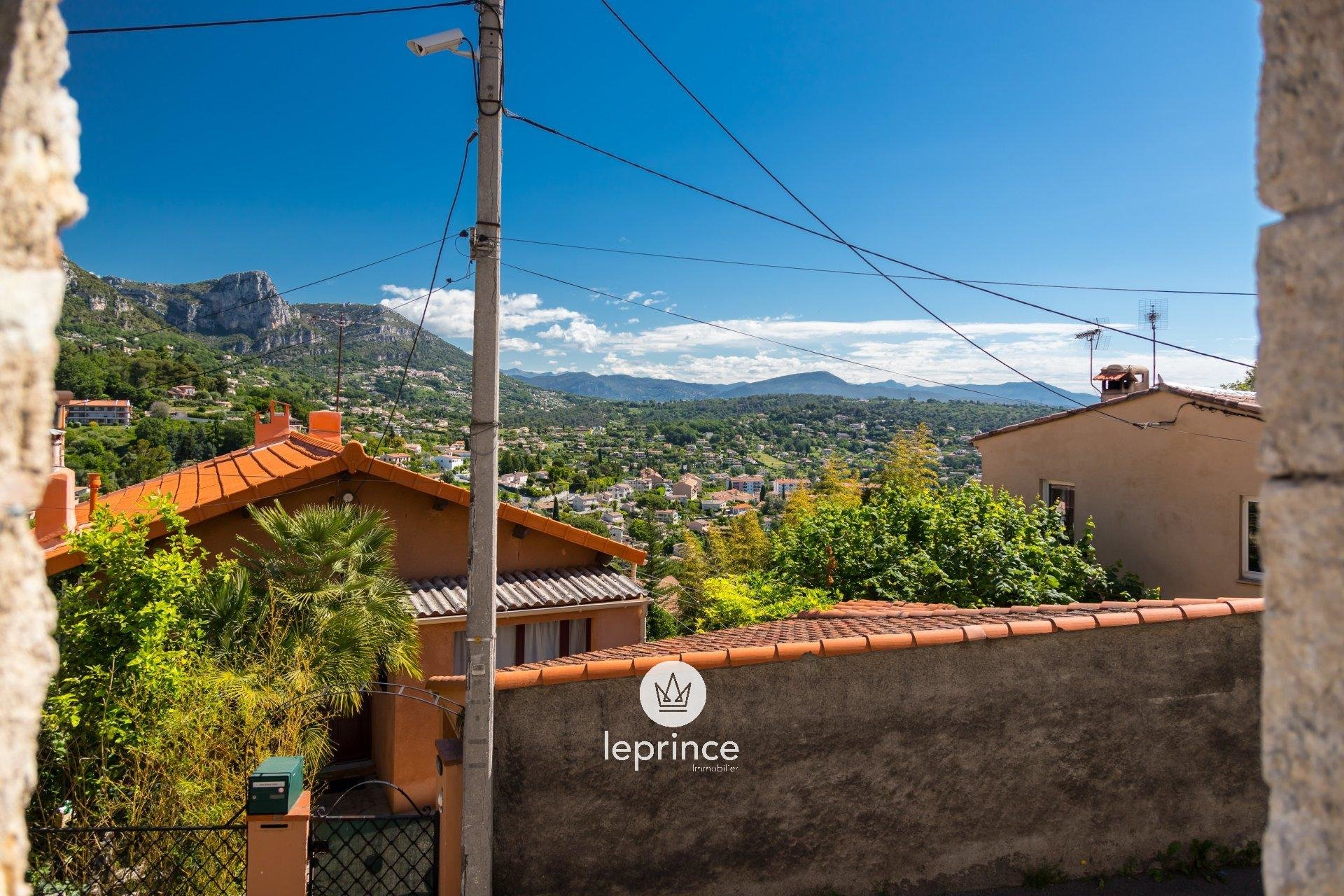 Vence Old Town - Renovated Studio - Nice View