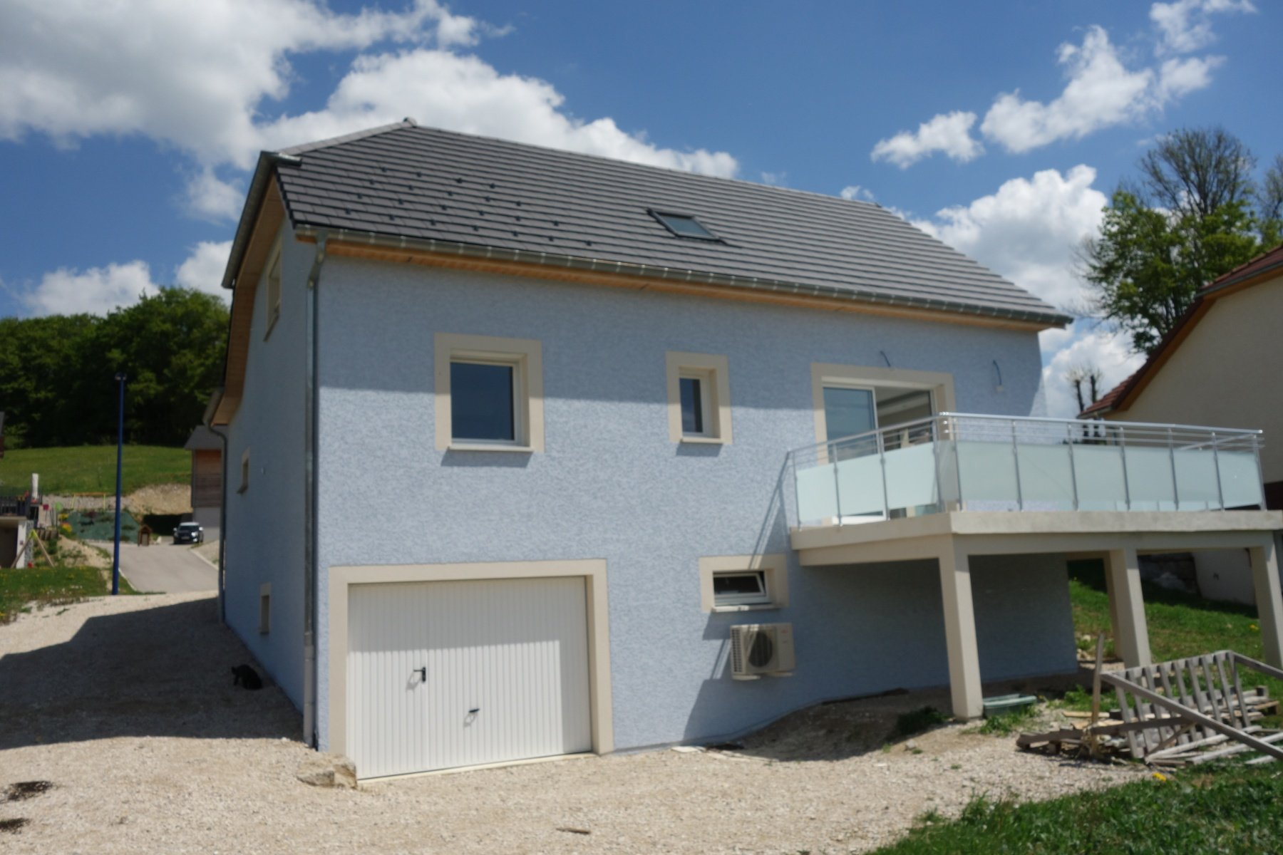 Sale House - Morbier