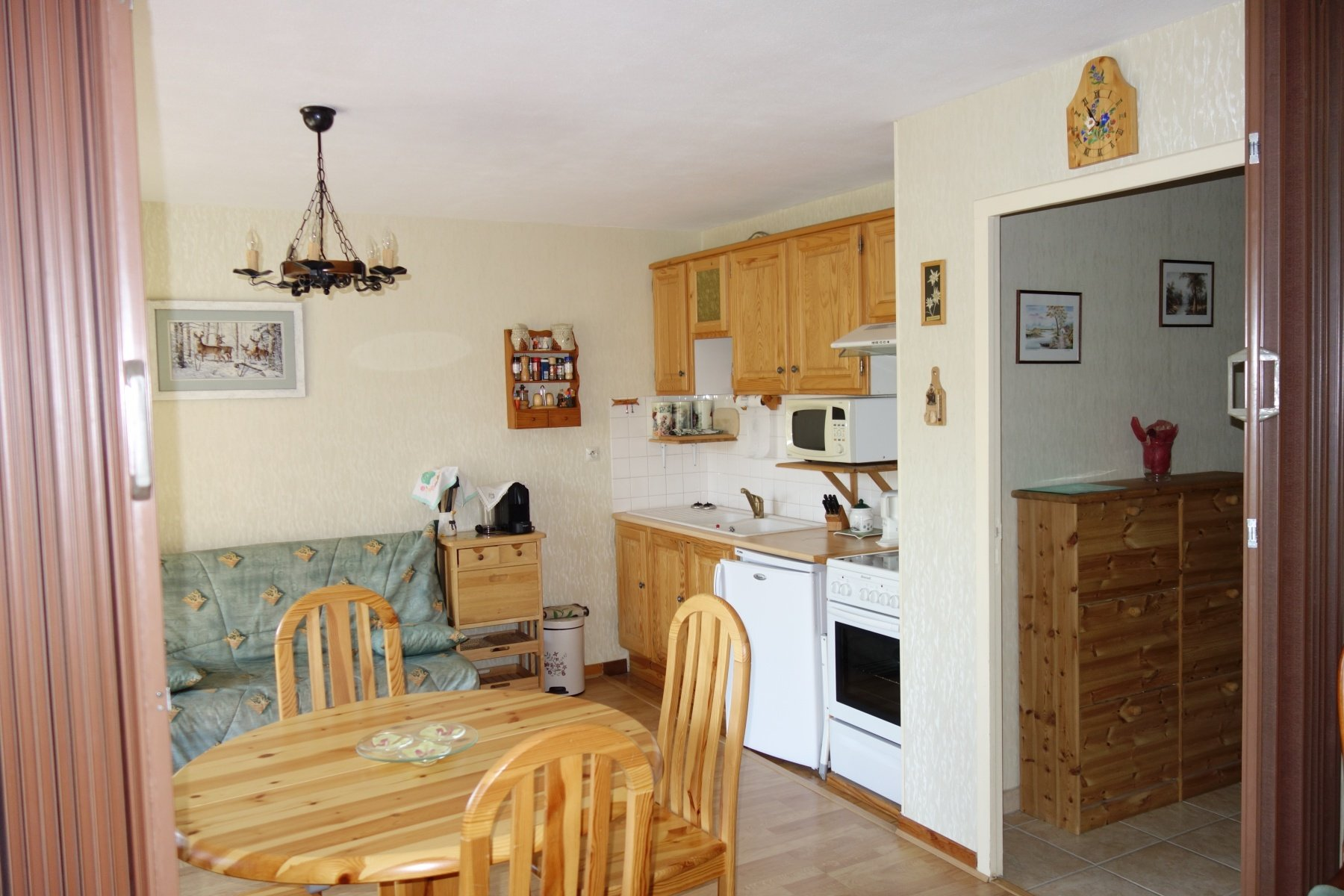 Sale Apartment - Les Rousses