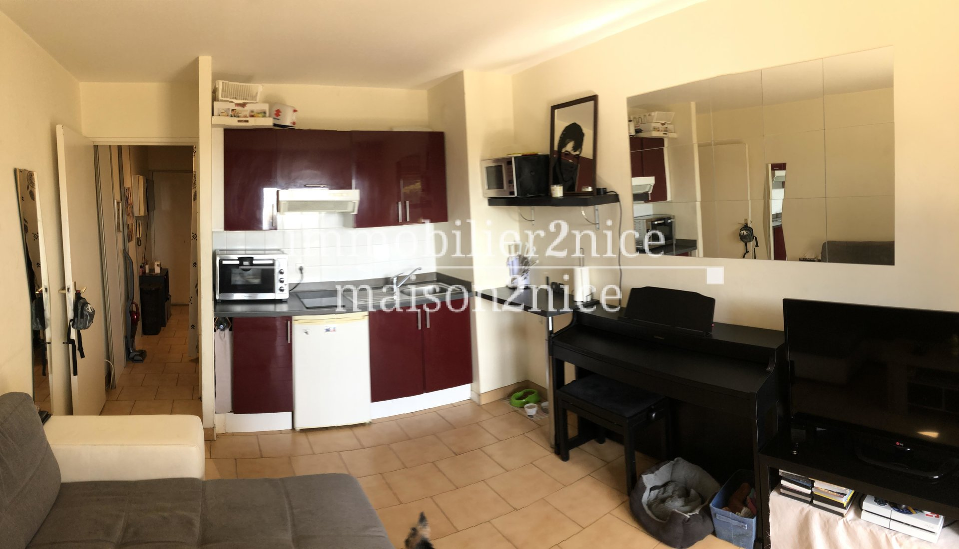 Sale Apartment - Nice Fabron