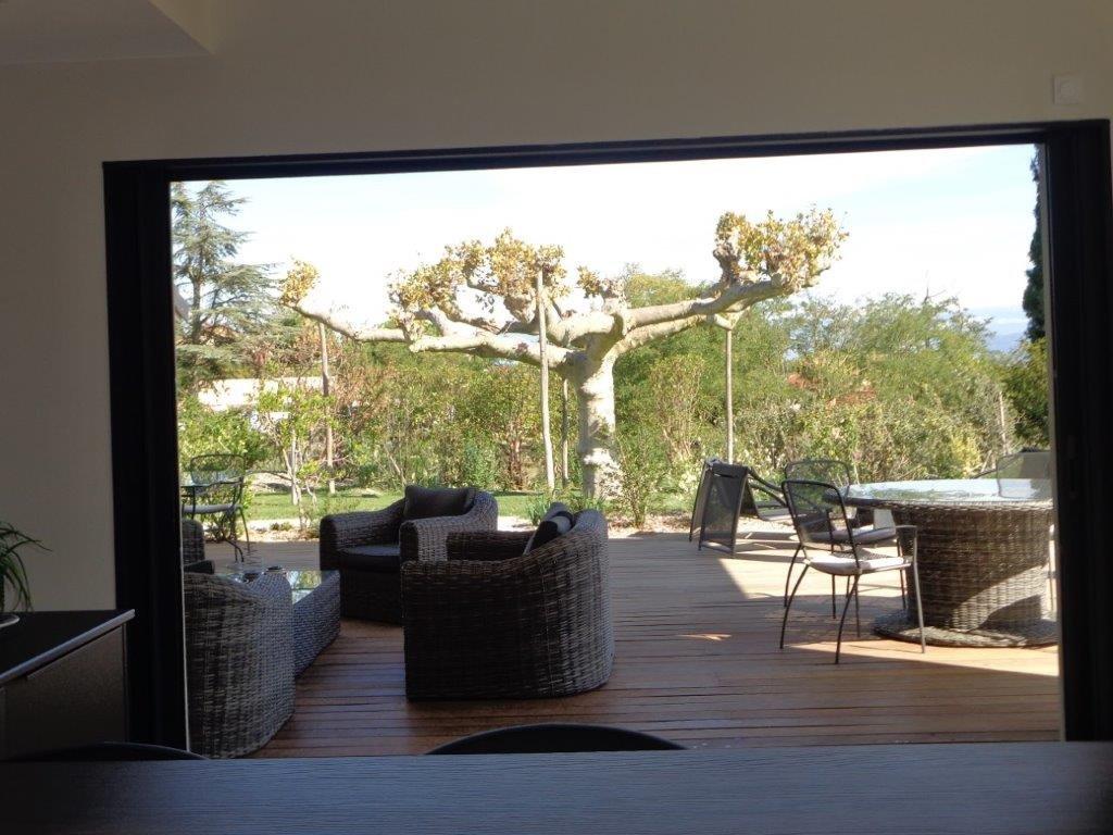 Magnifique maison contemporaine avec vue