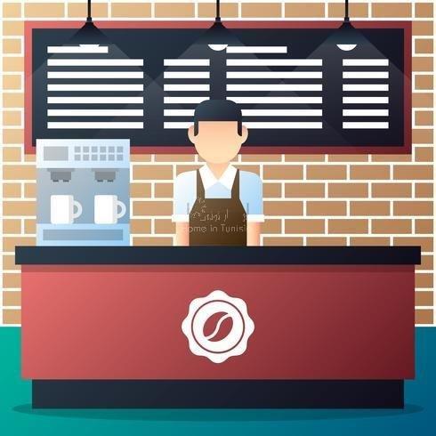 Vente fond de commerce Cafe