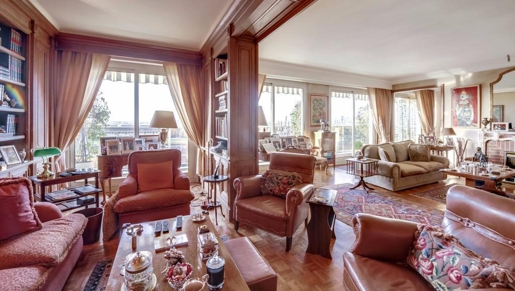 Sale Apartment - Boulevard Suchet, 75116