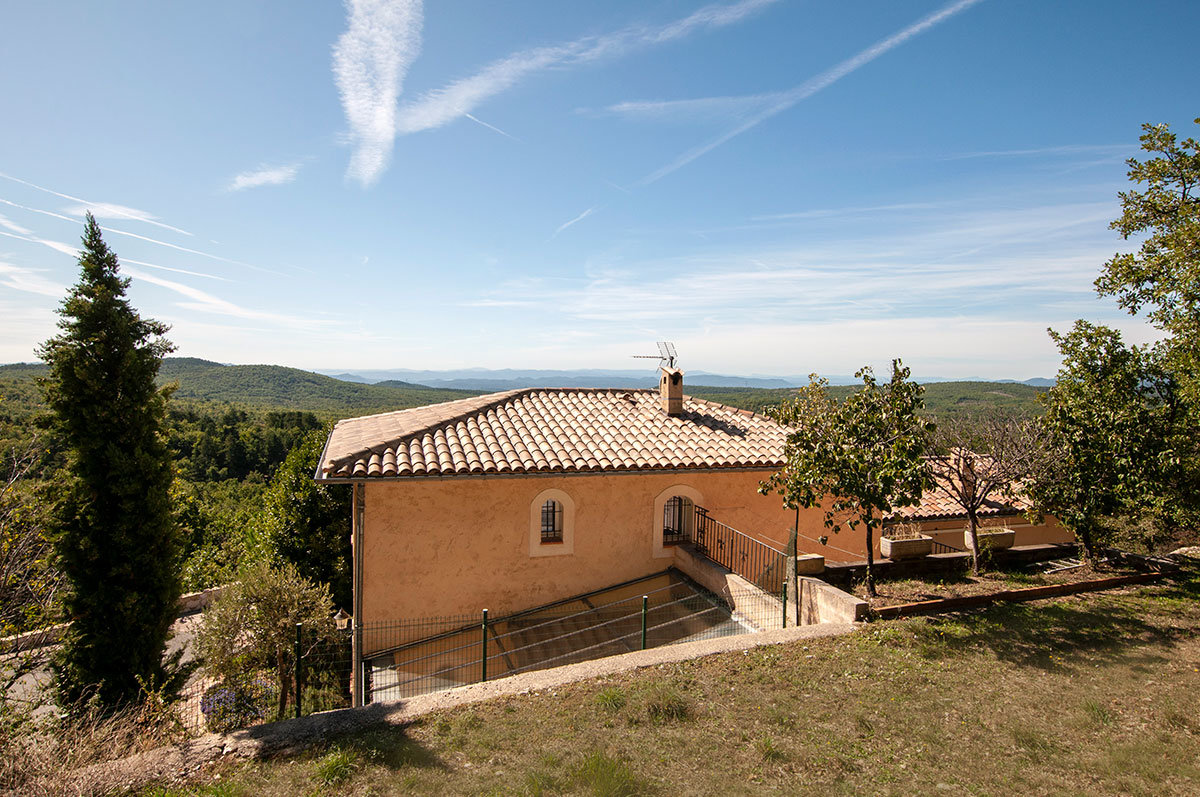 For Sale St Vallier de Thiey - Villa, 5 bedroom villa, pool, sea view