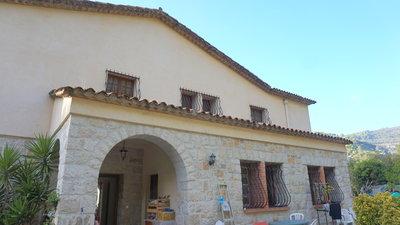 Villa  2 mn de La TURBIE