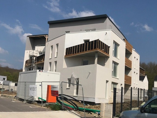 Appartement neuf à BOUSSE