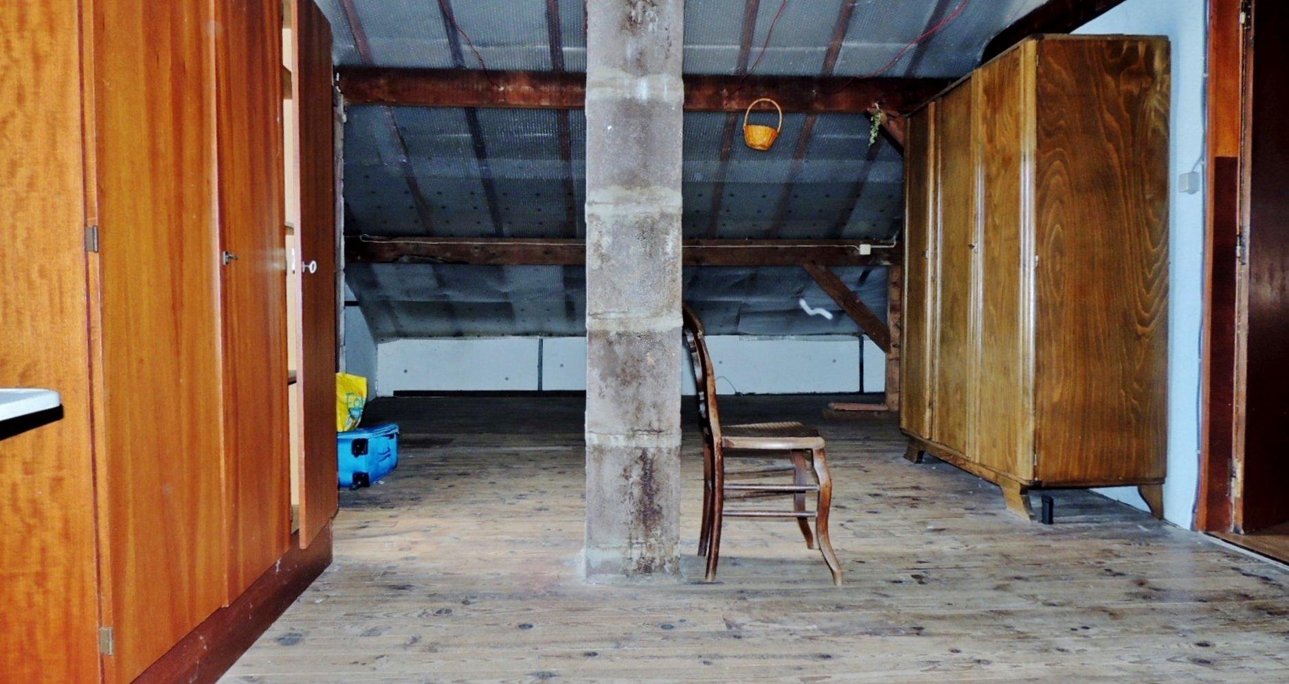 Pavillon avec sous-sol