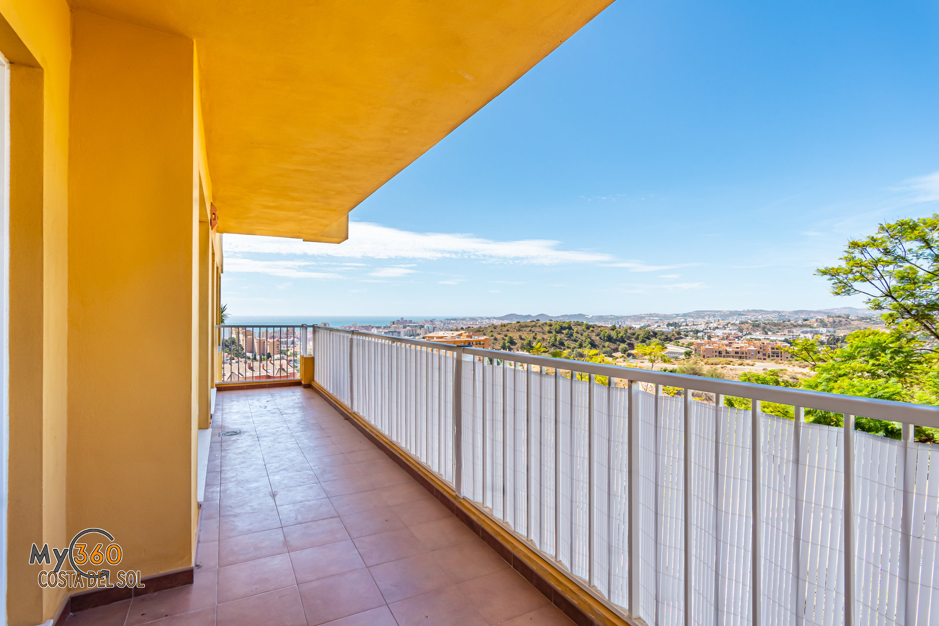 Large apartment with nice views
