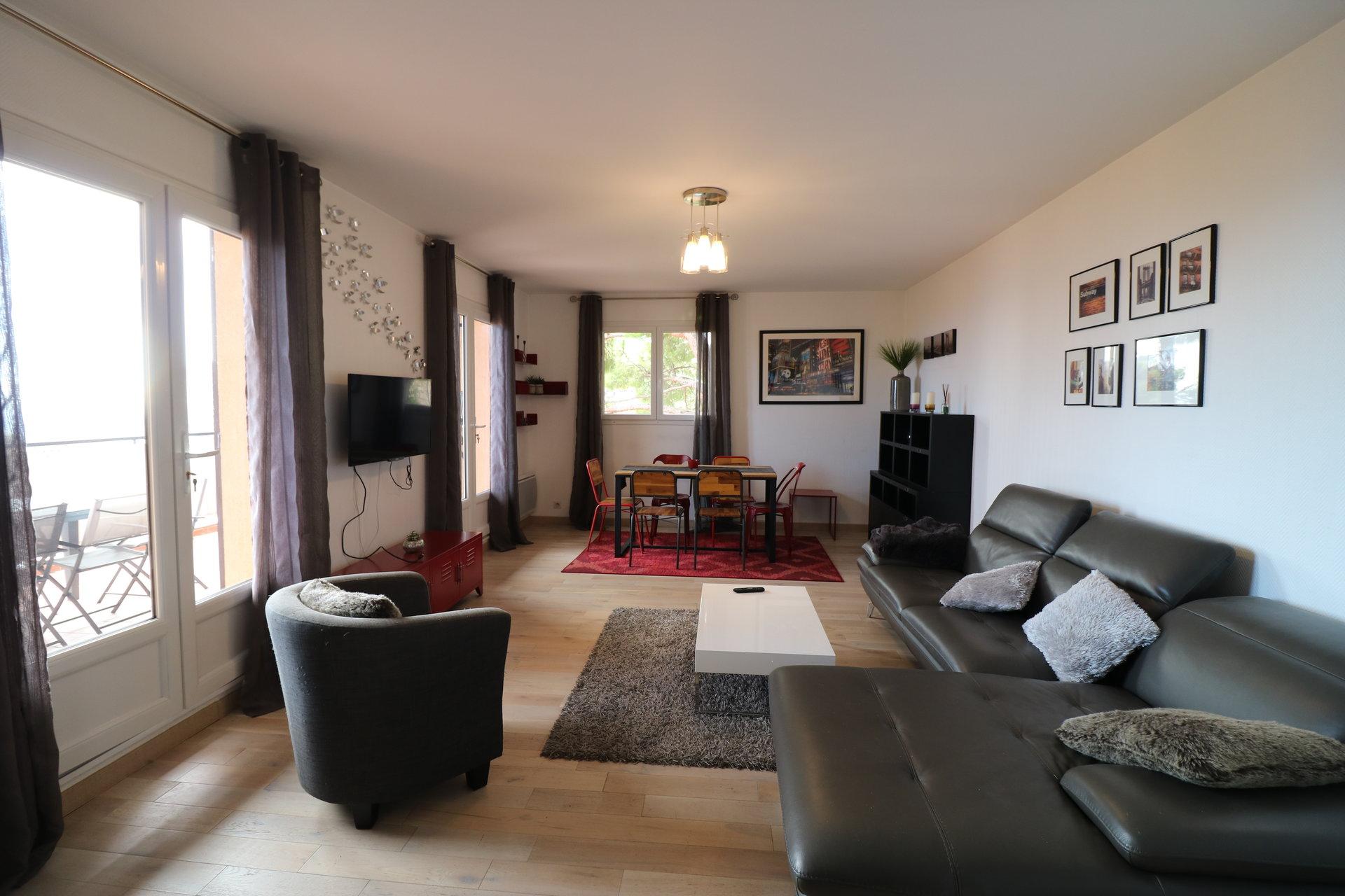 Rental Apartment - Roquebrune-Cap-Martin Saint-Roman