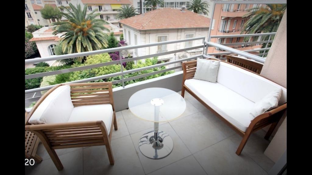 Affitto stagionale Appartamento - Cannes Arrière Croisette