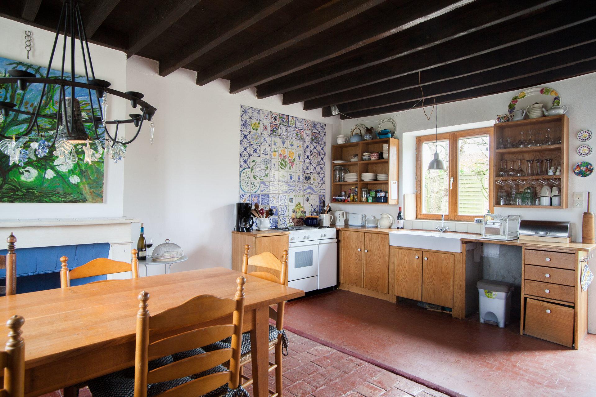 Jolie maison de village à vendre au pied du Morvan Bourgogne