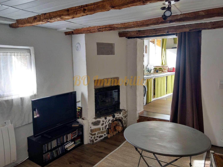 Belle Maison de Village de type 2p de 50m² + balcon