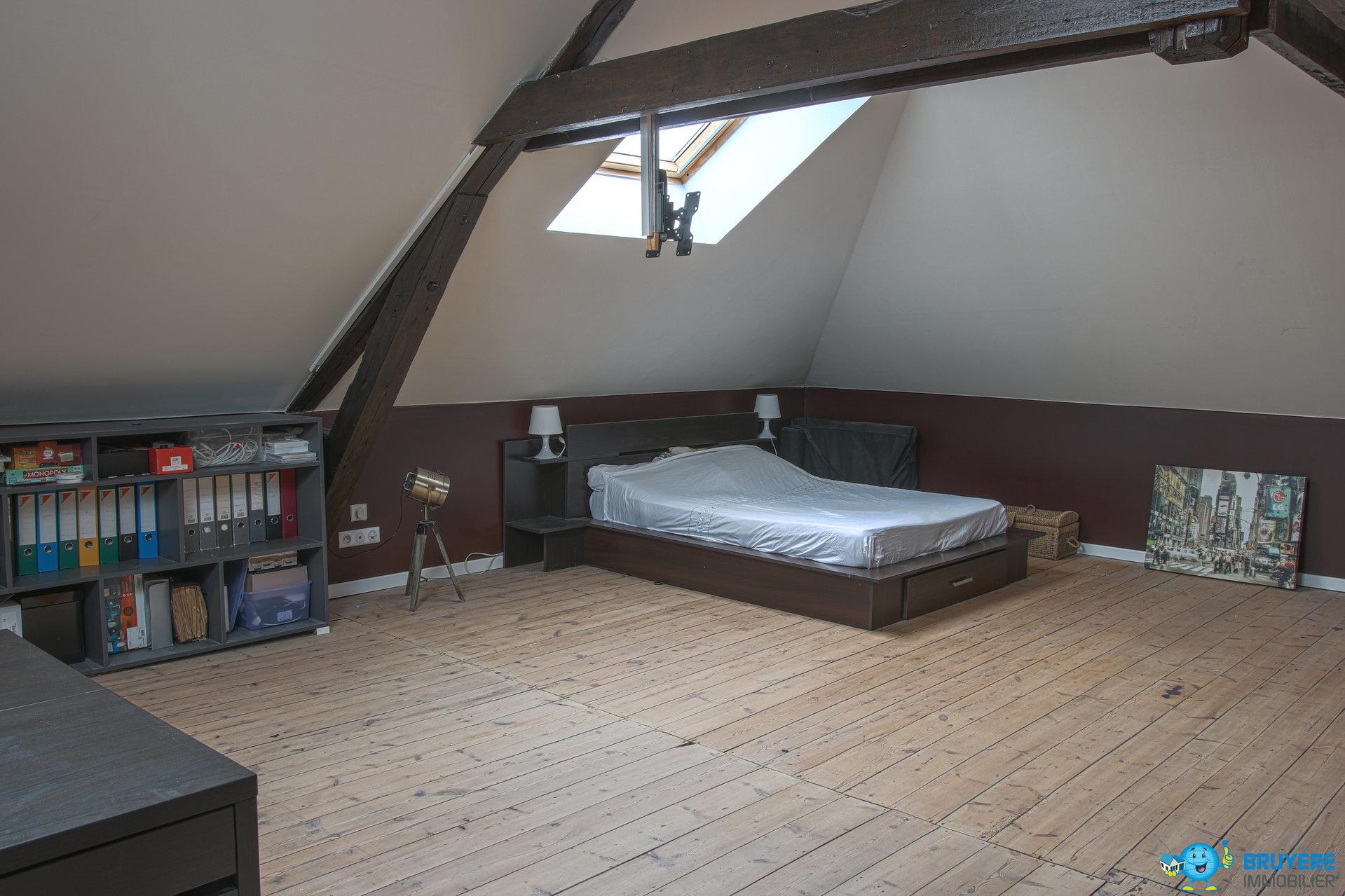 Maison de maître rénovée