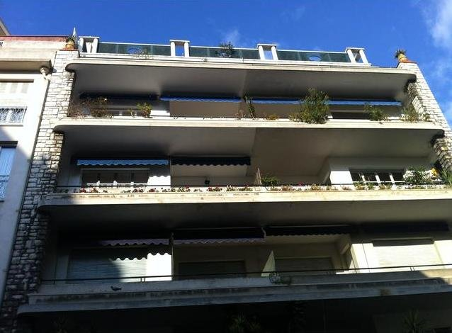 SALE Apartment 3 Rooms 80m² Nice Centre Terrace Balcony