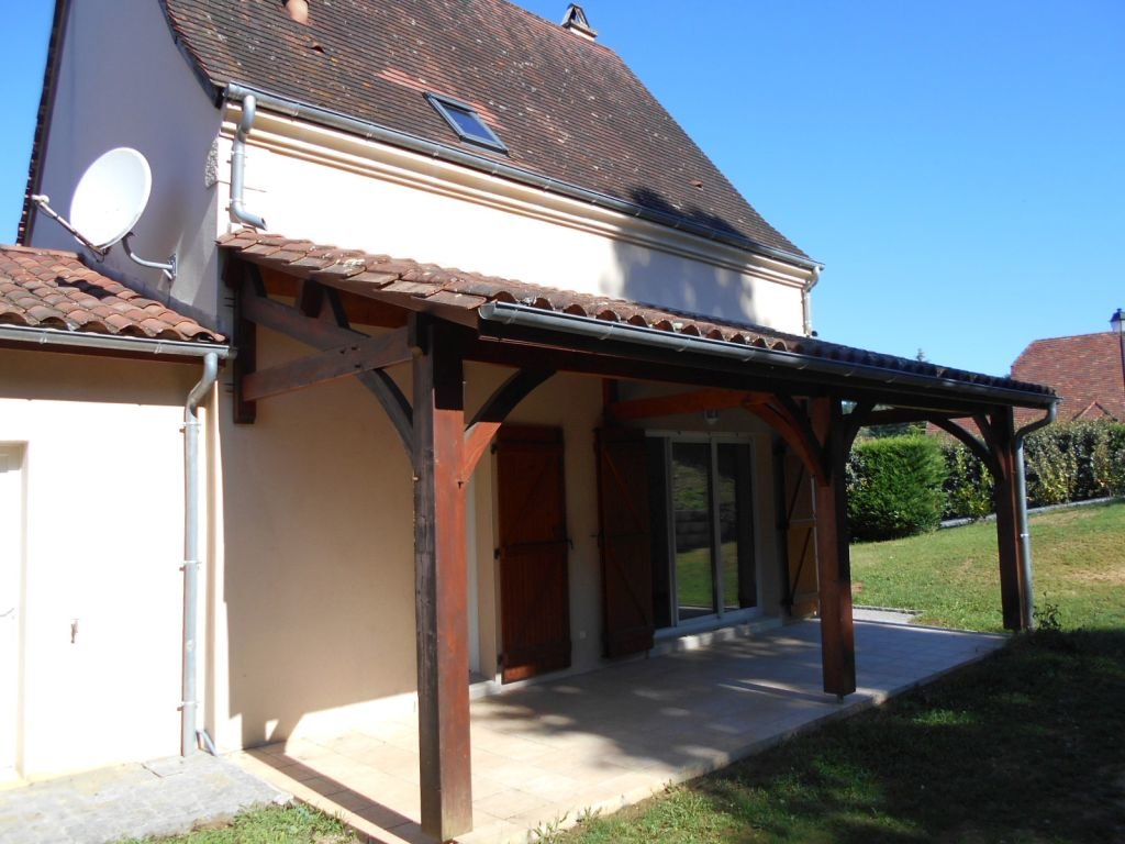 DORDOGNE - Border Sarlat, 2 bedroom villa in residence