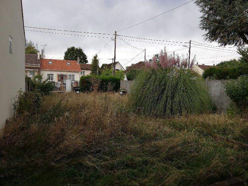Sale Plot of land - Sainte-Geneviève-des-Bois