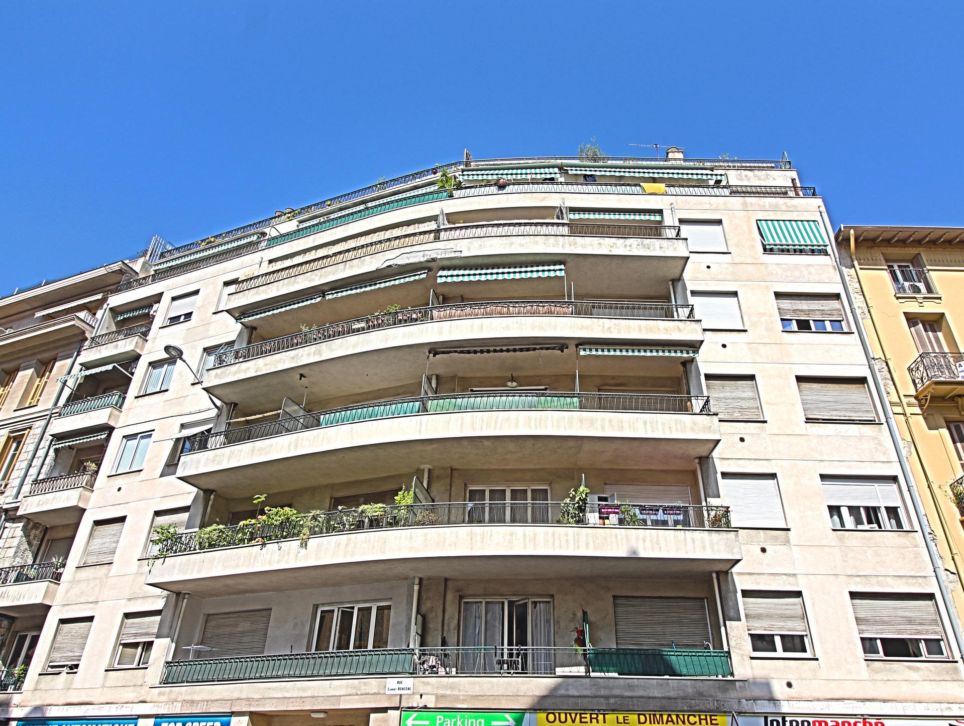 LIBERATION - 2P 54m² Balcon