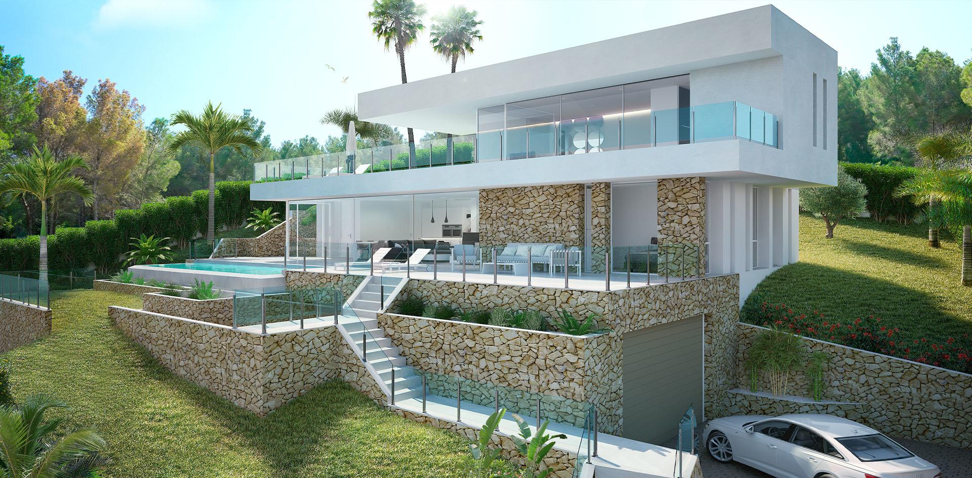 Une belle maison lumineuse et spacieuse de cinq chambres