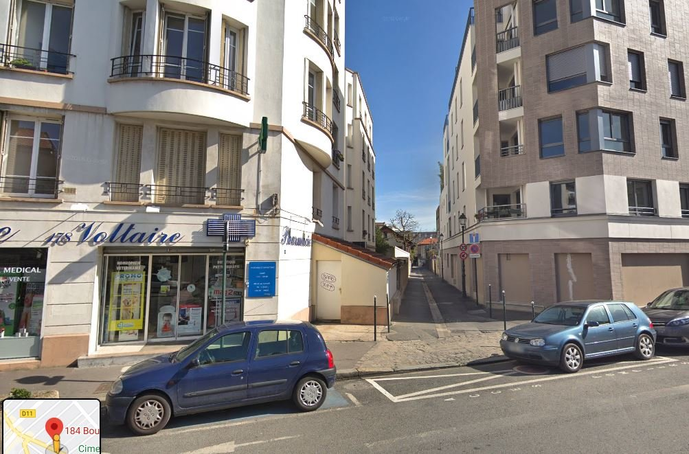 Sale Parking - Asnières-sur-Seine Voltaire