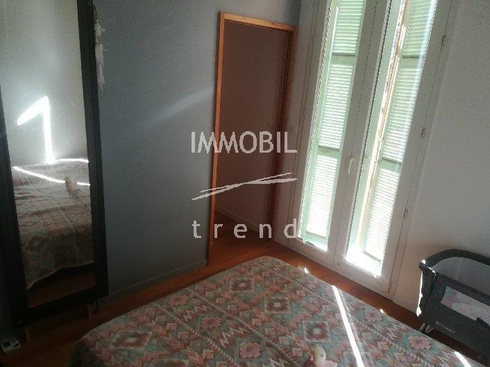 Immobilier Menton Carei | location, trois pièces meuble,saisonnier avec petit balcon