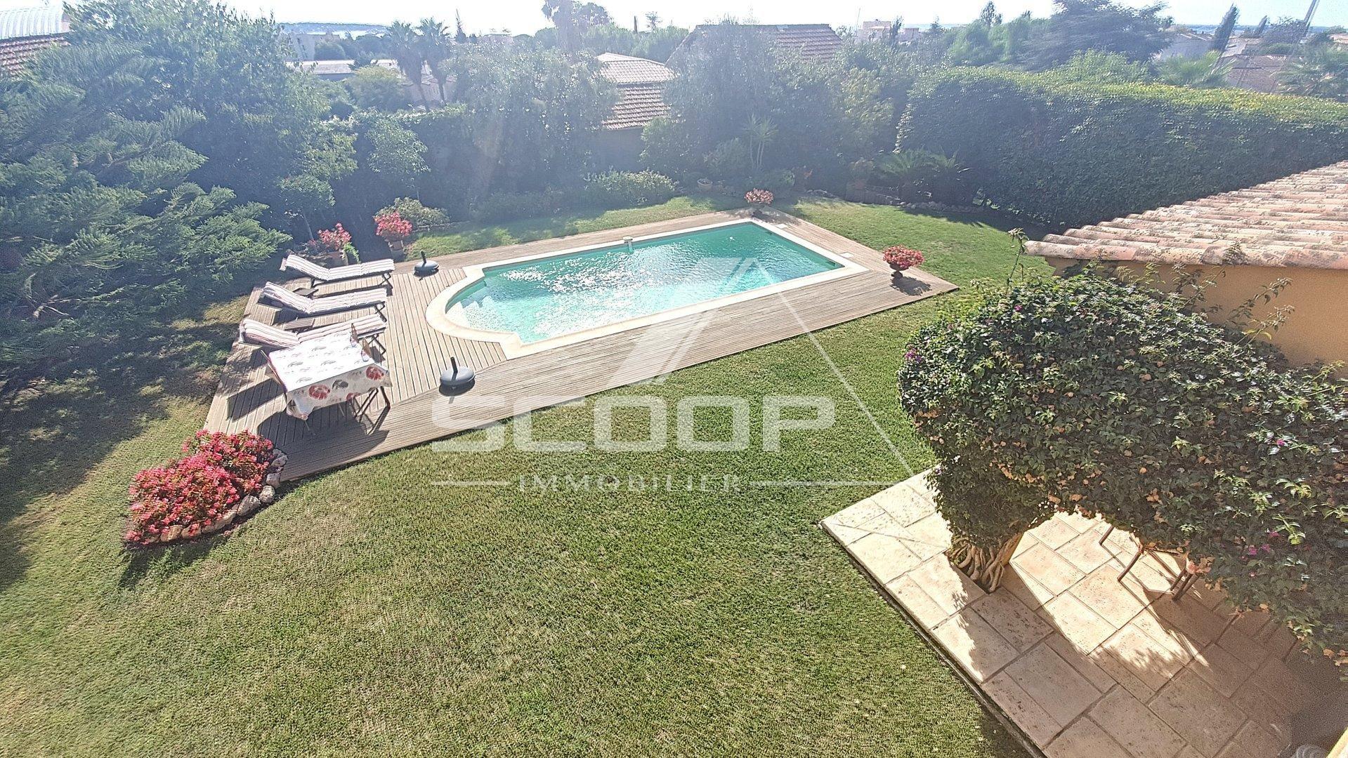 Villa individuelle / Golfe -Juan Pertuades