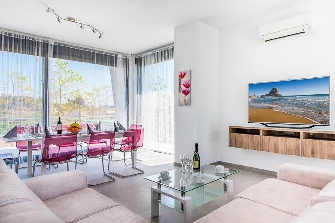 Nouvelle villa au design hypermoderne à Calpe
