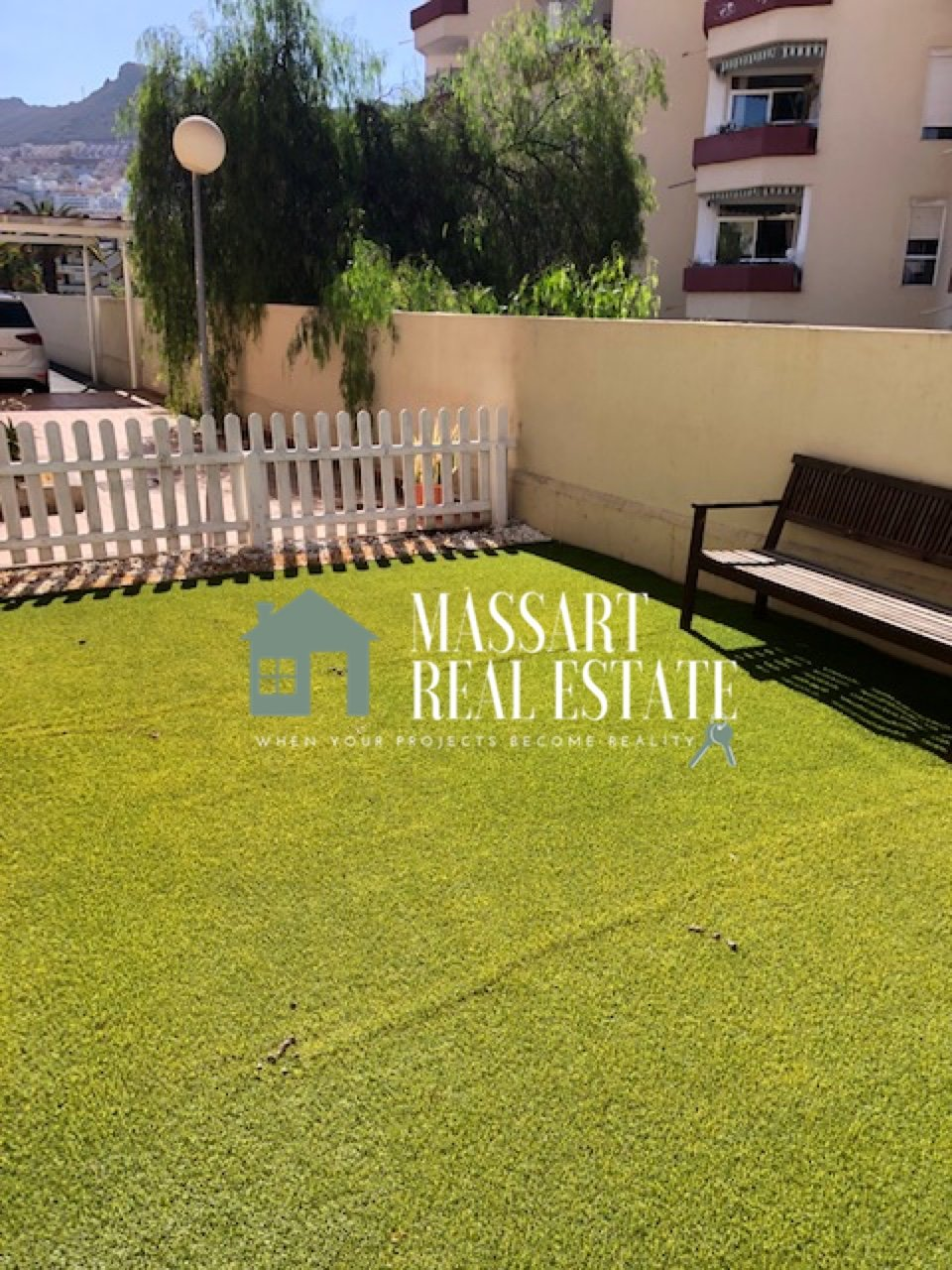 For RENT or FOR SALE, spacious townhouse located in the quiet area of El Madroñal, Costa Adeje.